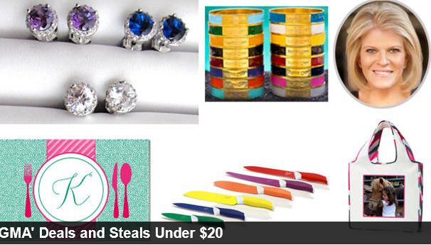Good Morning America Deals And Steals September 2014 : Gma quot must haves under deals and steals