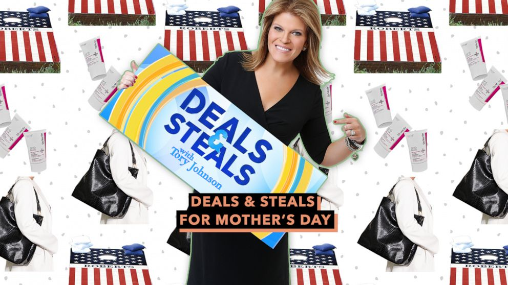 GMA Deals & Steals for Mother's Day