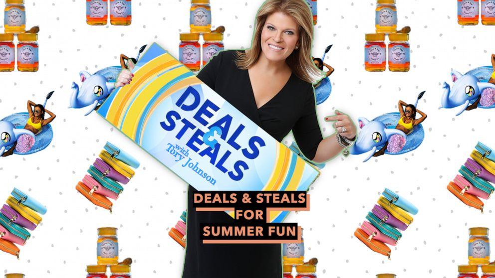 GMA Deals & Steals for summer fun