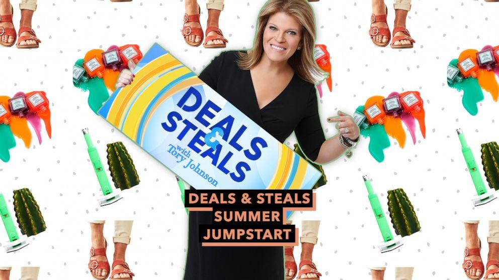 GMA Deals & Steals summer jumpstart