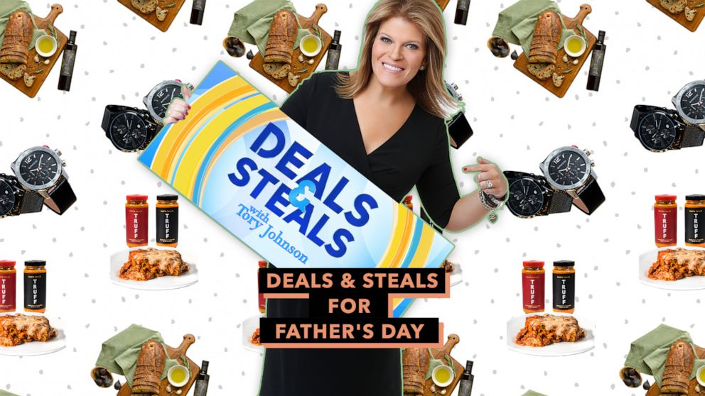 GMA Deals & Steals for Father's Day
