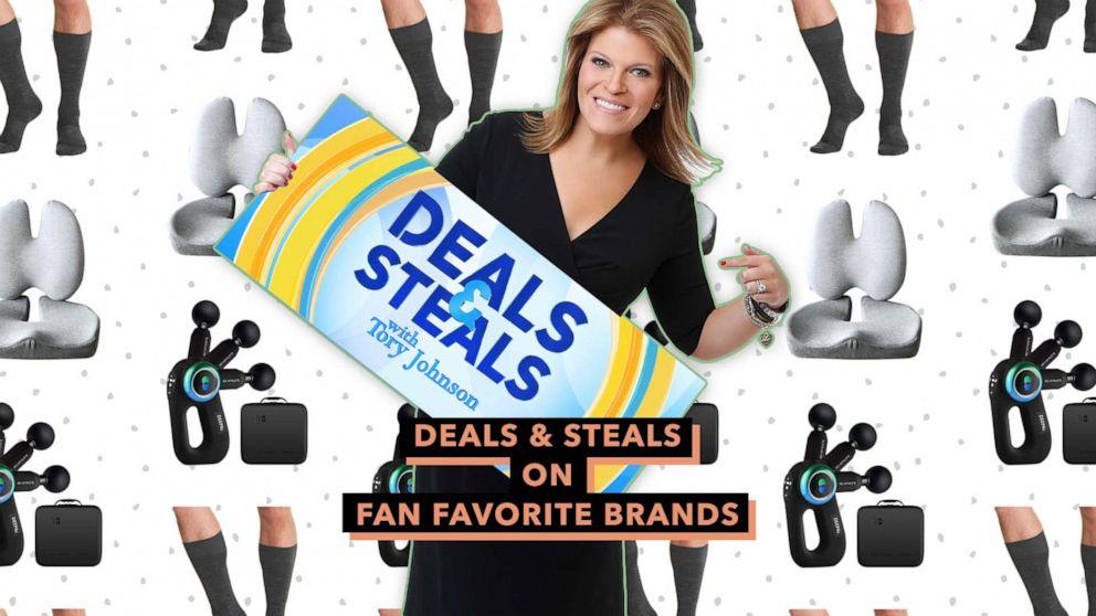 GMA Deals & Steals on fan favorite brands